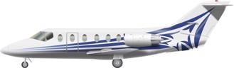 Beechcraft Beechjet 400A Image