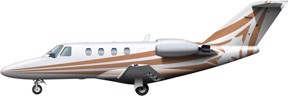 Cessna Citation Jet Image