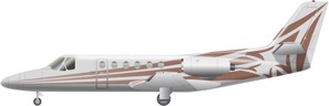 Cessna Citation II/IISP Image