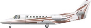 Cessna Citation Ultra Image