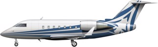 Bombardier Challenger 601-1A Image