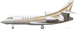 Dassault Falcon 50 Image