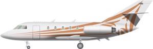 Dassault Falcon 20F-5B Image