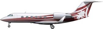 Gulfstream G IV Image
