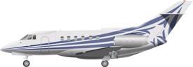 Beechcraft Hawker 800 Image