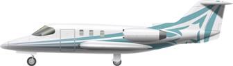 Bombardier Learjet 25D Image
