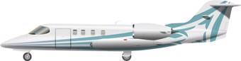 Bombardier Learjet 35A Image