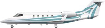 Bombardier Learjet 55C Image