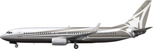 Boeing BBJ 2 737 Image