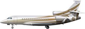 Dassault Falcon 7X Image
