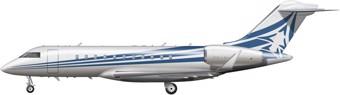 Bombardier Global 5000 Image