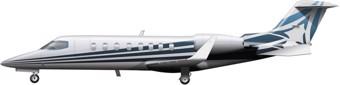 Bombardier Learjet 45XR Image