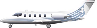 Beechcraft Hawker 400XP Image