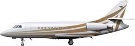 Dassault Falcon 2000EX EASy Image