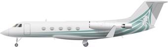 Gulfstream G III Hushkit Image