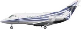 Beechcraft Hawker 800SP Image
