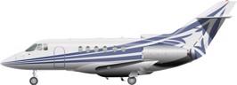 Beechcraft Hawker 800XPi Image