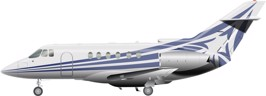 Beechcraft Hawker 750 Image