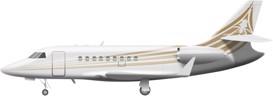 Dassault Falcon 2000LX Image