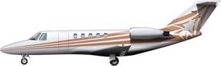 Cessna Citation CJ4 Image