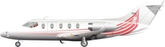 Beechcraft Hawker 400XPR Image