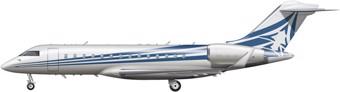 Bombardier Global 6000 Image