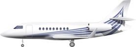 Dassault Falcon 2000LXS Image