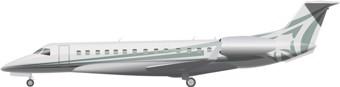 Embraer Legacy 650E Image
