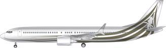 Boeing BBJ 737 Max 9 Image
