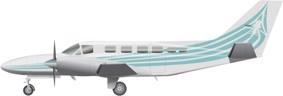 Cessna Conquest II-8 Image