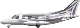 Mitsubishi MU-2 Marquise (MU-2B-60) Image