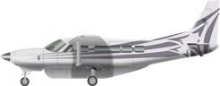 Cessna 208 Caravan/Cargo Pod Image