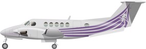 Beechcraft King Air B200GT Image