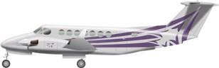 Beechcraft King Air 350i Image