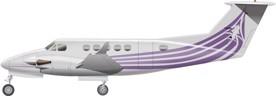 Beechcraft King Air 250 Image