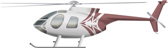 MD Helicopters MD 500D Image