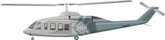 Bell 214B Image