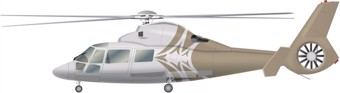 Airbus Helicopters AS365N3+ Dauphin Image