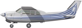 Cessna 210N Image