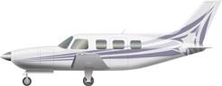 Piper Malibu Mirage G1000 PA46 Image
