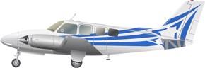 Beechcraft Baron 58 Image