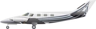 Beechcraft Duke B60 Image