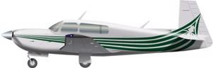 Mooney M20S Eagle 2 Image