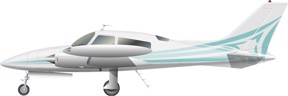 Cessna 310Q Image
