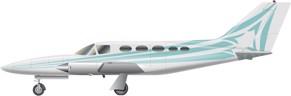 Cessna 414A RamV Image